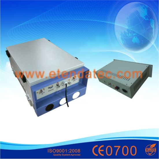 China Tetra 380MHz Fiber Optic Signal Repeater Bi
