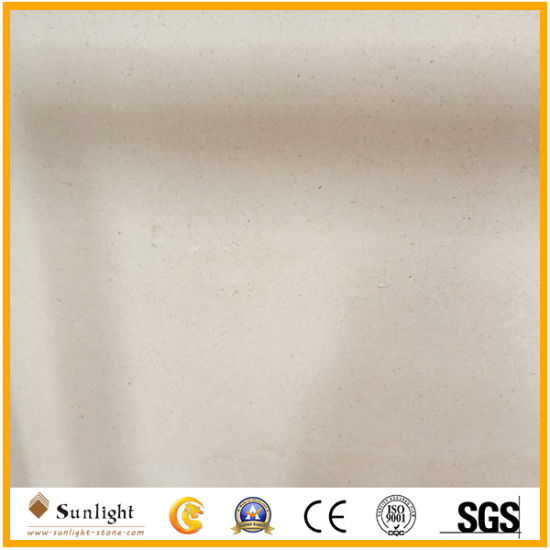 Natural Beige/Cream/Yellow Limestone Wall Tile for Exterior pictures & photos