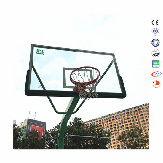Youth Popular Outside Basketball Stand with Steel Structure pictures & photos