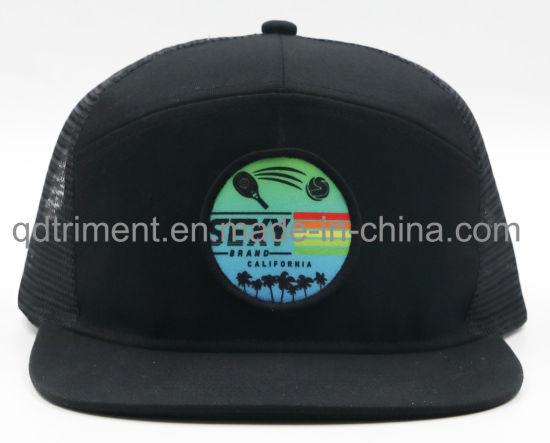 Flat Bill Snapback Leisure Work Cap (TMFL6660)