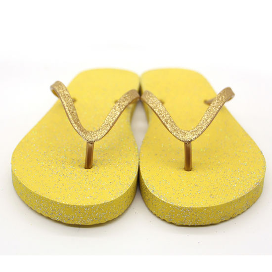 New Design Ladies Fashion PE Slippers Casual