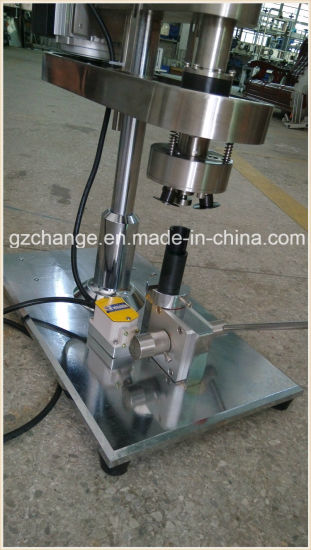Vial Ampoule Glass Bottle Capping Machine for Aluminum Cap pictures & photos