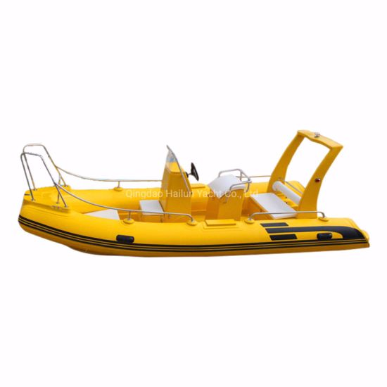 Outboard Motor Rib-520 Inflatable Rib Boat Inflatable Boat in China