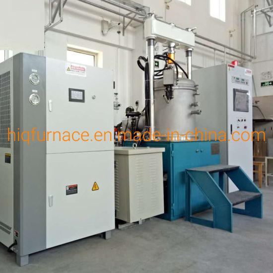Hot Pressure Tungsten Carbide Sintering Furnace with Hydraulic, Vacuum Hot Press Furnace, Vacuum Furnace