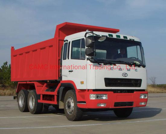 CAMC 6X4 dump truck