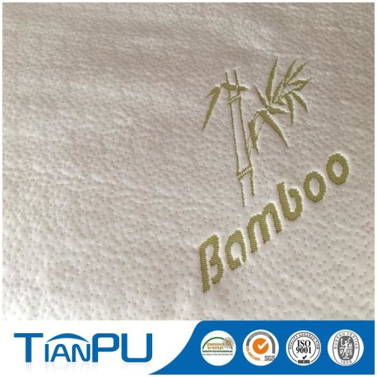 Antibacterial Bamboo Mattress Fabric for Hot Sale pictures & photos