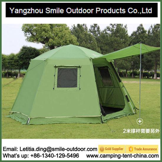 China Movable Folding Fiberglass Rapid Family Greatland