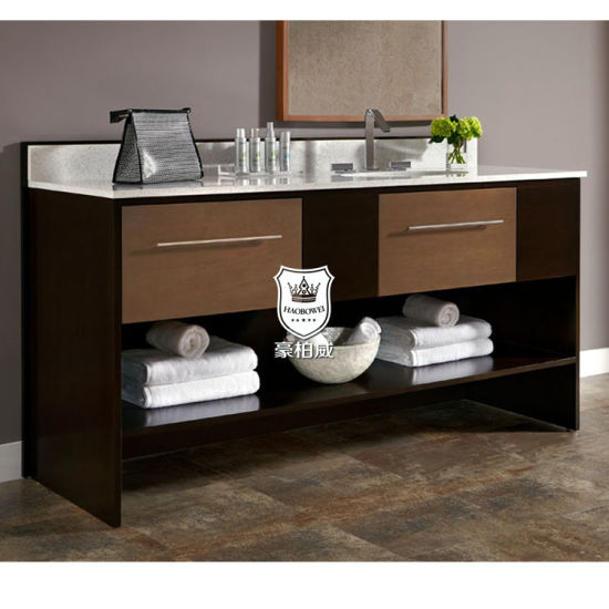 White Acrylic Top Bathroom Vanity Design From Canada And Usa Hotel