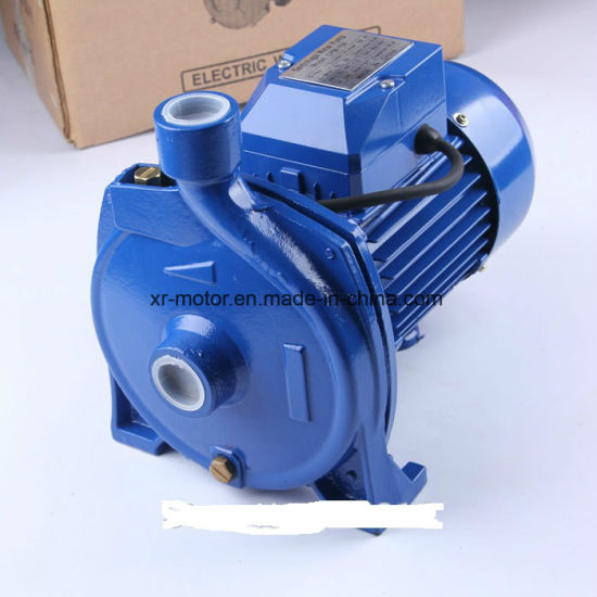 Cpm Series Small Household Centrifugal Electric Water Pump with High Capacity pictures & photos