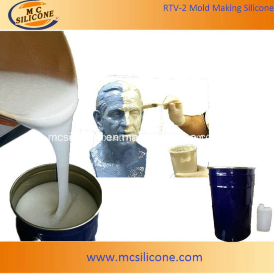China Sculpture Replication Mold Making Silicone Rubber Molds