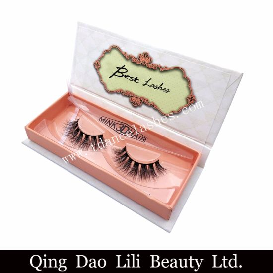 aa40cc70153 Factory Wholesale Price Customer Package Faux Mink Eyelashes Extensions  pictures & photos