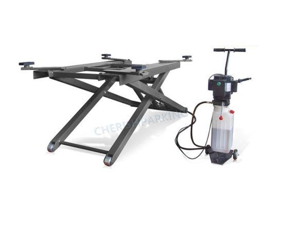 Portable Auto Car Hoist Lift Table Scissor Car Lift