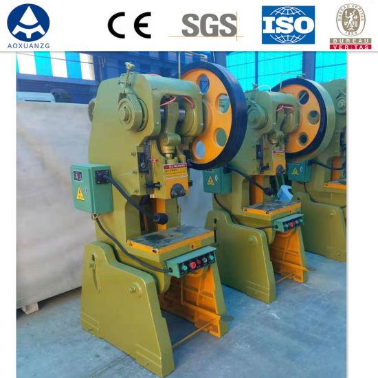 J21-16t Open-Tilting Power Press for Sale
