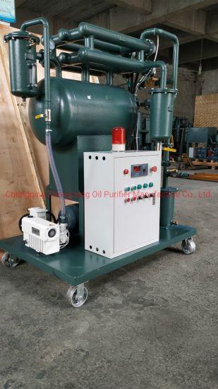 Power Plant Single Stage Vacuum Insulation Oil Filtration Machine, Transformer Oil Purifier