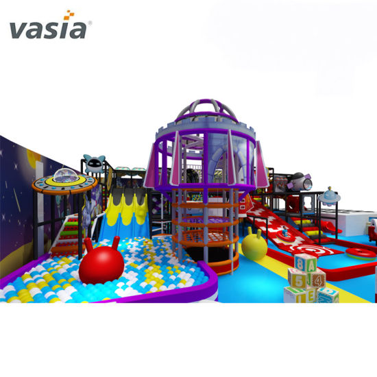 2019 Digital Soft Children Indoor Playground pictures & photos