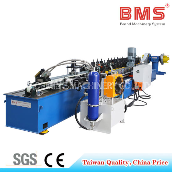 120m/Min Cu Stud and Track/Channel Channel Cold Roll Forming Machine/Building Machine with New Arrival/Cold Rolling Mill