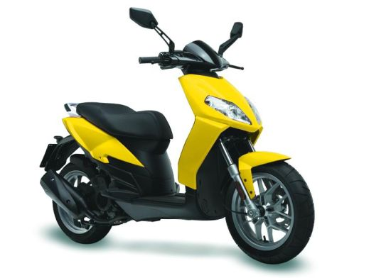 Scooter BYQ125T-5