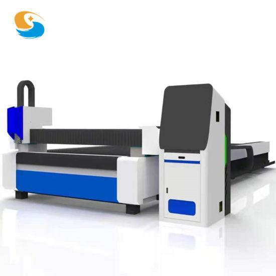Exchange Platform Fiber Laser Cutting Machine for Stainless Steel Carbon Steel Iron Copper Aluminum Cutting