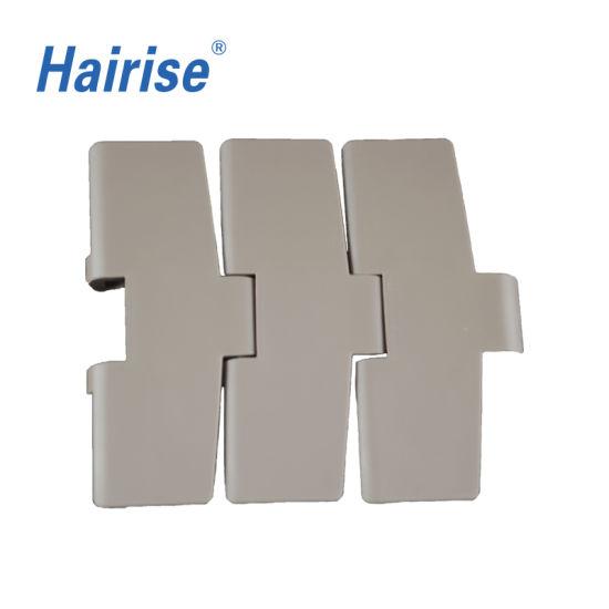 Hairise 880tab Slat Top Chain for Transmission Machine