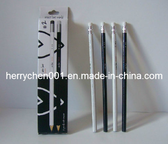12pk Hb Recycled Paper Pencil (SKY-801)