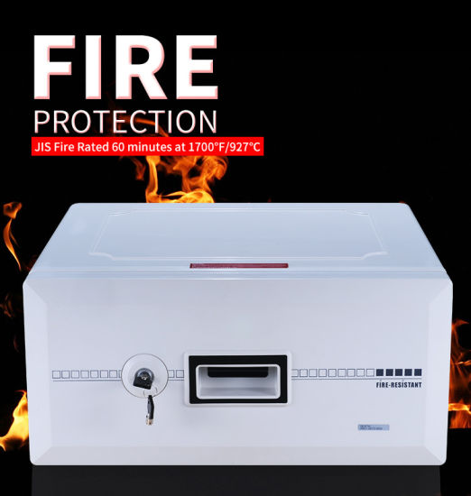 High Quality Cheap Price Home & Office Fireproof Safes with Key Lock
