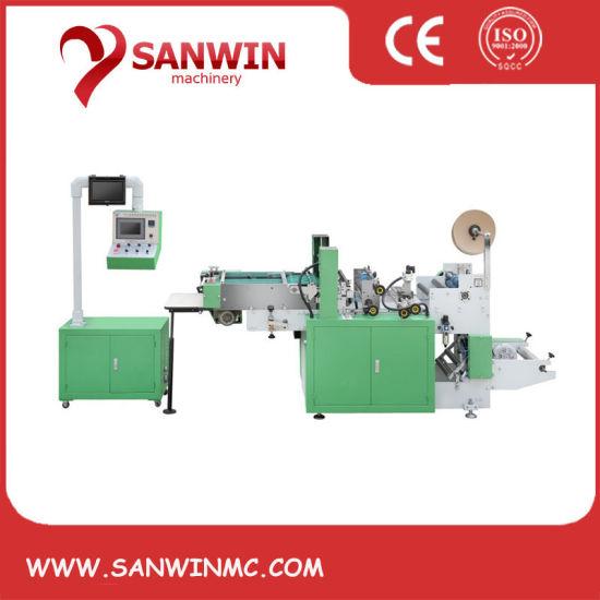 400 PCS/Min Small Plastic Bag Making Machine