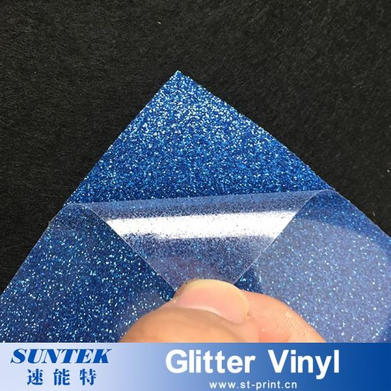 cadd98c66 Glitter Flock Reflective Heat Transfer Printing Vinyl for T-Shirt pictures  & photos