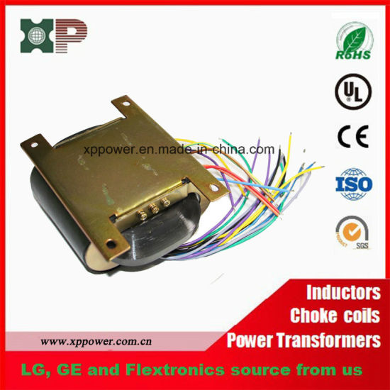 Single Phase R Type Power Transformer for Inductry Control pictures & photos