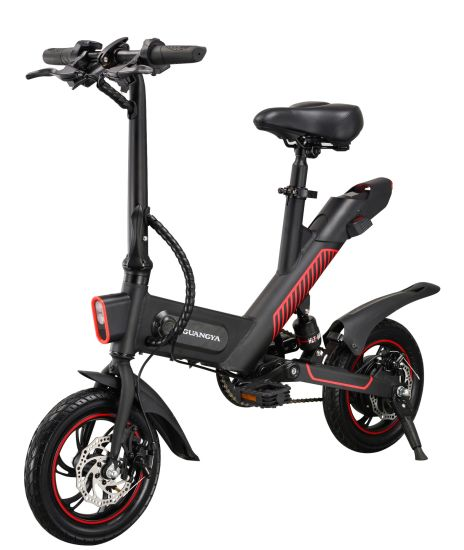 Light Weight Electric Bicycle with Pedal