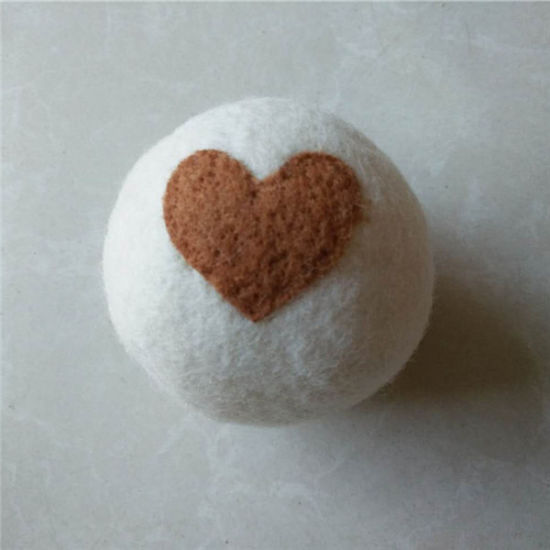 Wool Felt Dryer Ball, Laundry Dryer Felt Ball pictures & photos