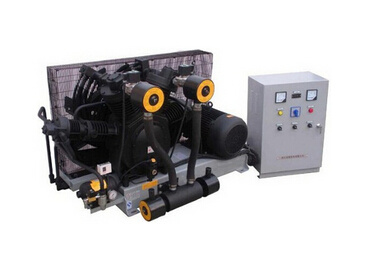 Hydropower Reciprocating Booster Piston High Pressure Air Compressor (K2-70WHS-1570)