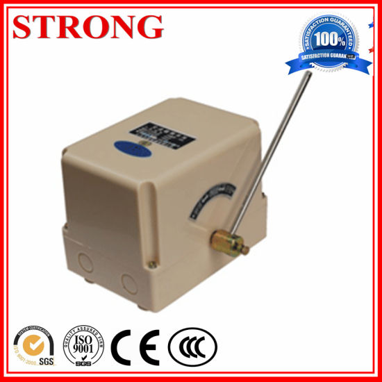 China Aluminum Trolley Limit Switch for Tower Crane - China