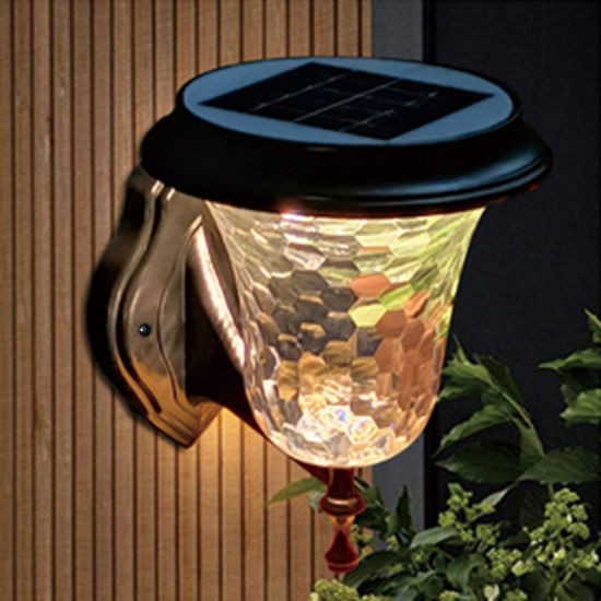 High Quality Cheap Economical Hot Sales Waterproof IP65 Solar Wall Lighting