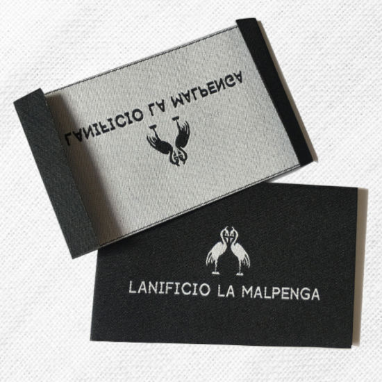 Good Selling--Woven Label--Embroidered Woven Label for Garment