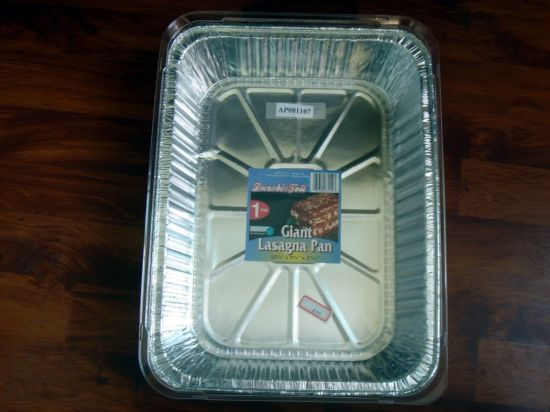 Aluminium Foil Pan (1 Dollar Store)-2 pictures & photos
