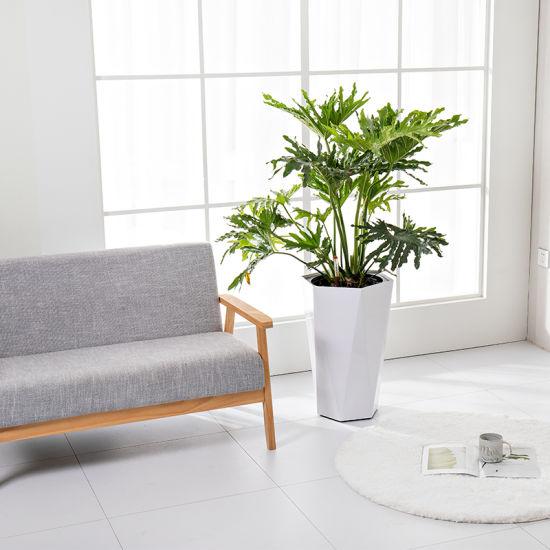 PP Plastic Type Garden Planters Home & Garden Large Flowerpot