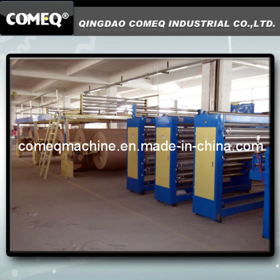 Automatic Honeycomb Panel Machine with CE (ZDFW-1600) pictures & photos