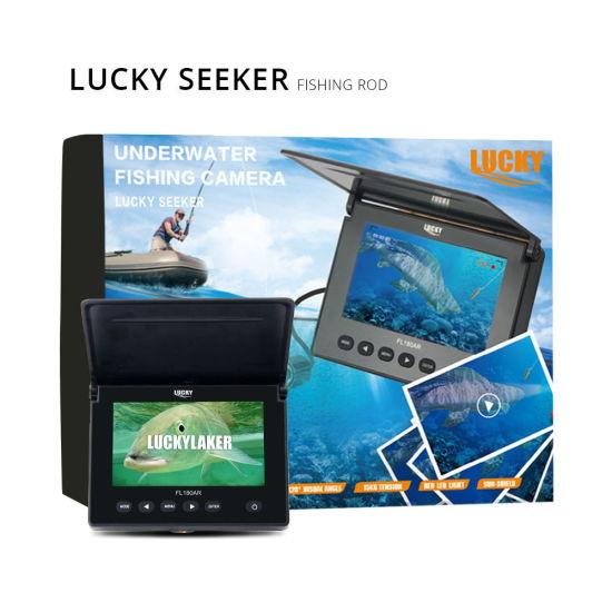 Sonar Portable Fish Finder, Fishing Equipment (FF1108-1)