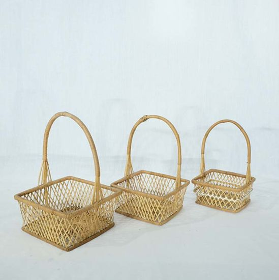 China Renel Portable Handmade Bamboo
