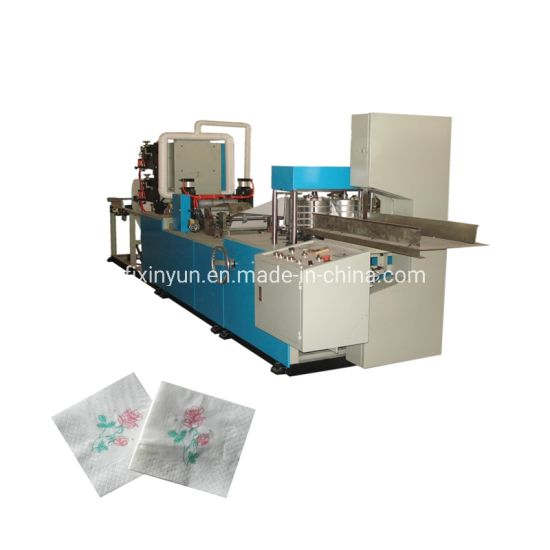 High Speed Napkin Paper Folding Machine