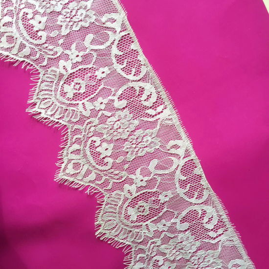 Fashion Nylon Lace Trim Garment Accessories