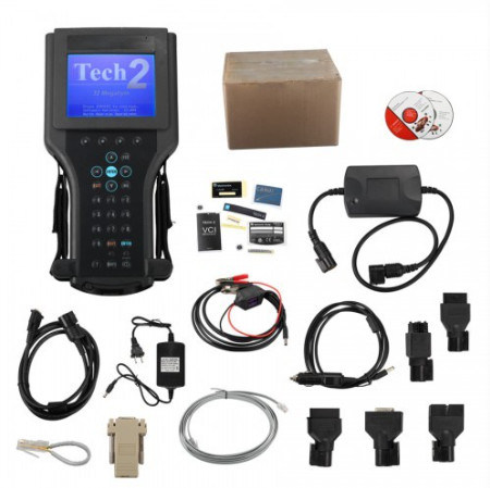 Auto Diagnositic GM Tech2 Scanner Toll for GM/Saab/Opel/Isuzu/Suzuki/Holden Tech 2 II Free 32MB Software Card pictures & photos
