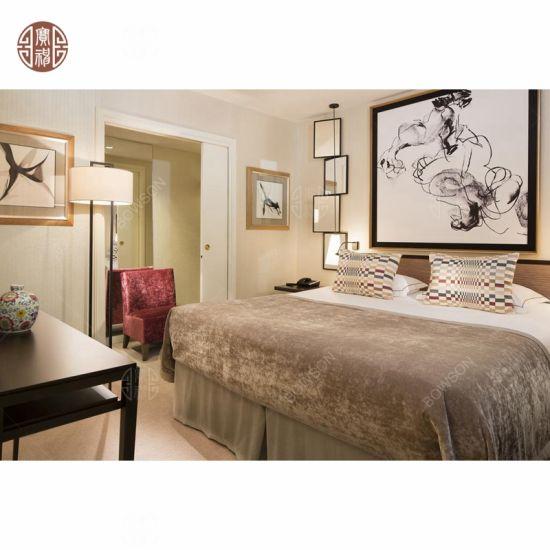 Elegant Style Resort Hotel Bedroom Furniture for Sales