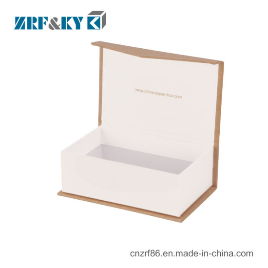 Custom Luxury Kraft Paper Watch/Bangle/Jewelry Display Packaging Box with Logo