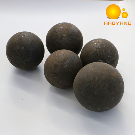 Grinding Media Balls Manufacturers pictures & photos