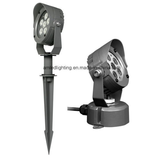 6X3w IP65 Outdoor LED Garden Spot Light&Lamp pictures & photos