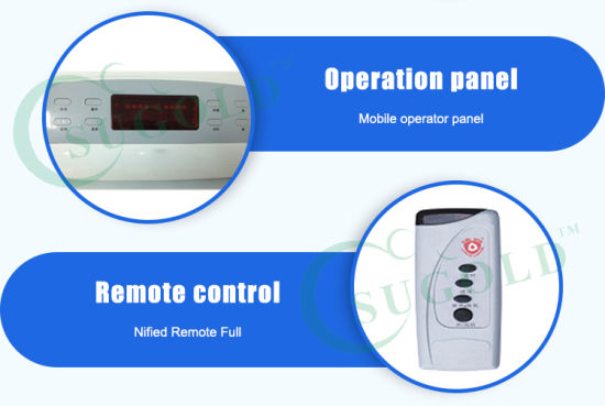 Zjq-100 Ozoniser Air Purifier Machine/Medical Wall Hanging Mobile Type Air Disinfection Machine pictures & photos