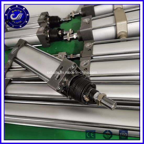 Customized Stainless Steel OEM Double Single Acting Pneumatic Air Cylinder