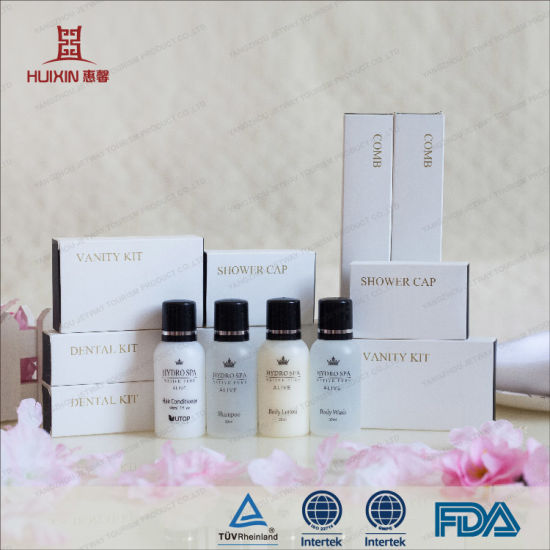 New Design Hotel Amenity Sets Packaging/Disposable Hotel Supply Hotel Amenities Hotel Supply