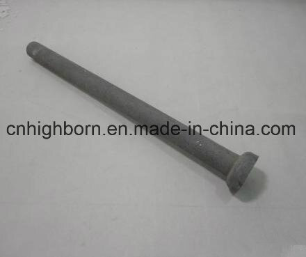 Si3n4 Silicon Nitride Ceramic Thermocouple Tube pictures & photos